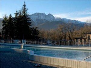 basen geotermalny - AquaPark Zakopane