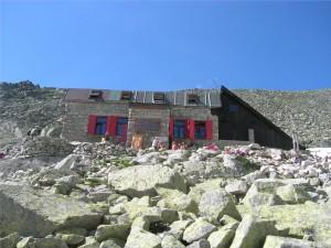 chata pod Rysami