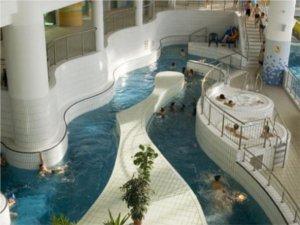 dzika rzeka - AquaPark Zakopane