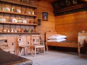 ekspozycja Muzeum Tatrzańskiego