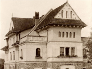 Gmach Muzeum Tatrzańskiego z 1922 roku