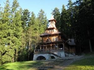 kaplica na Jaszurówce