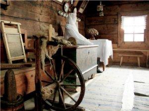 muzeum styl zakopiański - Inspiracje - wnętrze