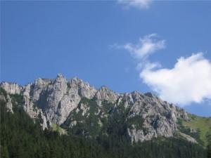 skały w Dolinie Kościeliskiej