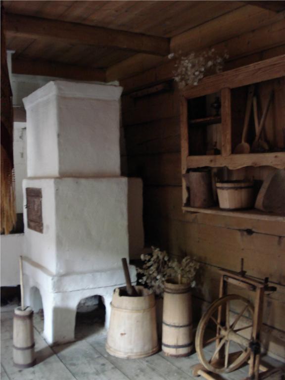 Chata Sabały na Krzeptówkach w Zakopanem -> Stara Kuchnia Kaflowa Cena