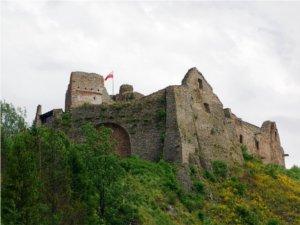 Widok na zamek