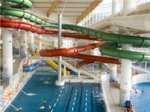 zjeżdżalnie w Aquapark Zakopane